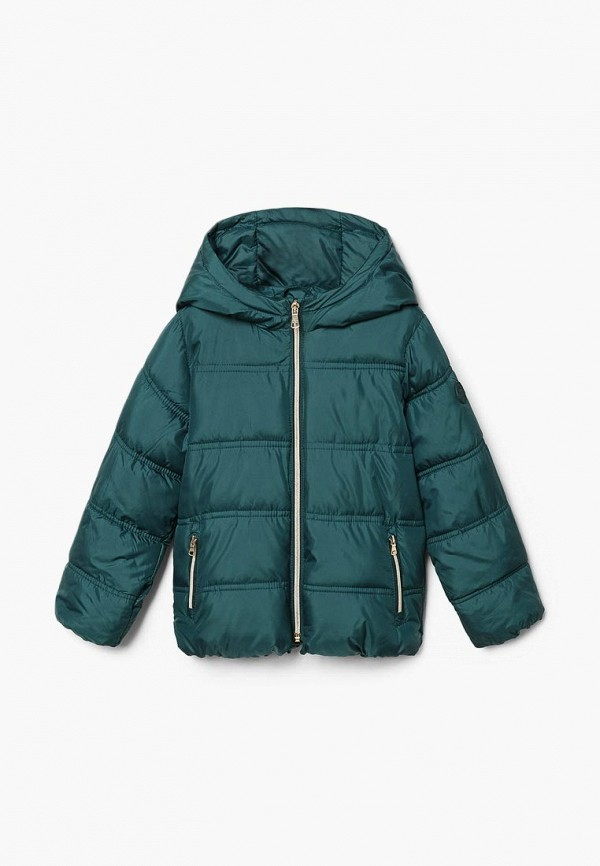 Куртка утепленная Mango Kids Mango Kids MA018EGCDZU5 куртка утепленная mango kids mango kids ma018egwis22