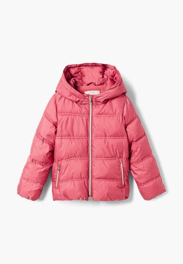 Куртка для девочки утепленная Mango Kids 33023709