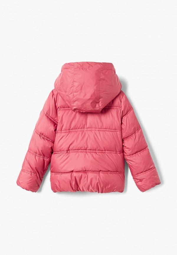 Куртка для девочки утепленная Mango Kids 33023709 Фото 2