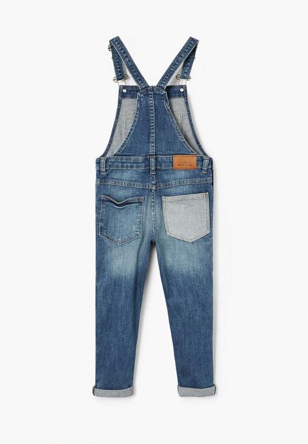 Детский комбинезон джинсовый Mango Kids 33040590 Фото 2
