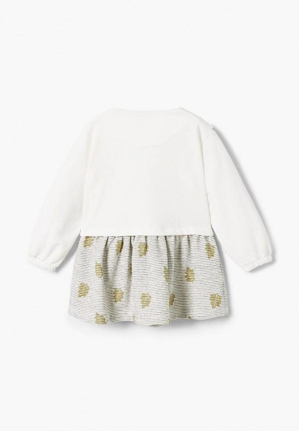 Платья для девочки Mango Kids 33093758 Фото 2