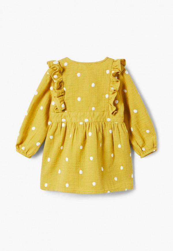 Платья для девочки Mango Kids 33063765 Фото 2