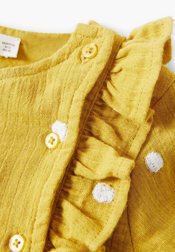 Платья для девочки Mango Kids 33063765 Фото 3