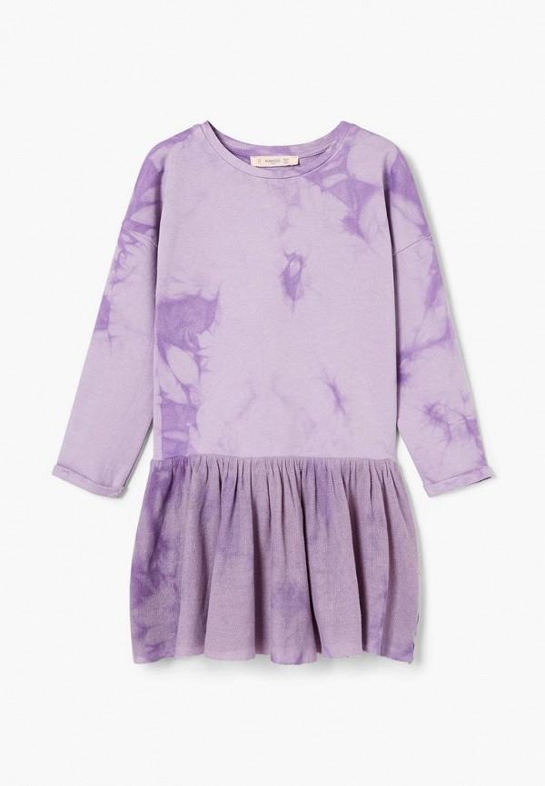Платье Mango Kids Mango Kids MA018EGCGJK3 платье mango kids mango kids ma018egyez12