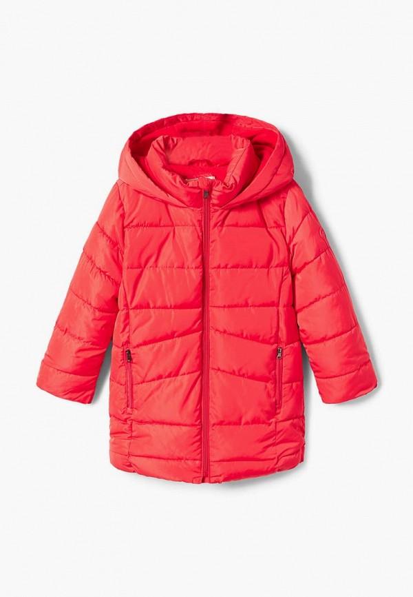 Куртка утепленная Mango Kids Mango Kids MA018EGCOCQ8 куртка утепленная mango kids mango kids ma018egwis22