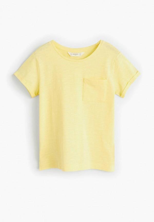 Футболка Mango Kids Mango Kids MA018EGDXWT5 футболка mango kids mango kids ma018egafmy3