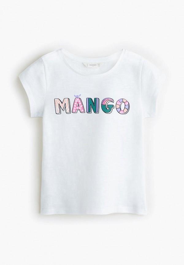 купить Футболка Mango Kids Mango Kids MA018EGEBZC7 недорого