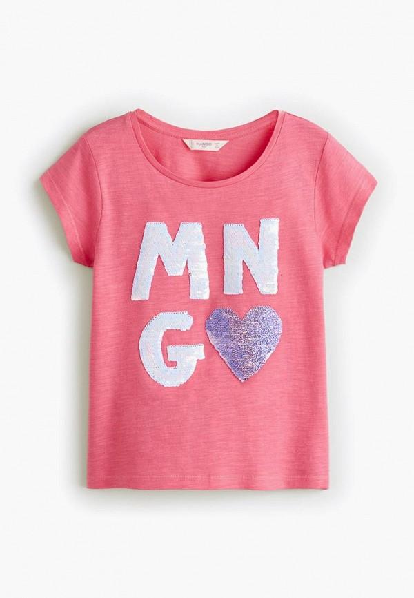 Футболка Mango Kids Mango Kids MA018EGEBZM8 футболка mango kids mango kids ma018egafmy3