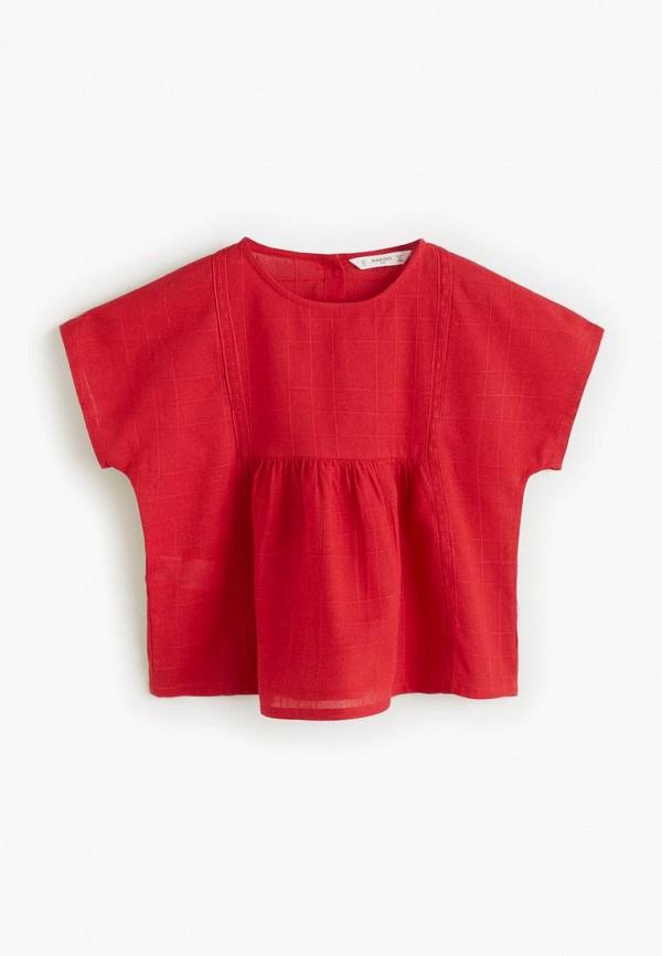 Блуза Mango Kids Mango Kids MA018EGECMA0 блуза mango kids mango kids ma018egelht4