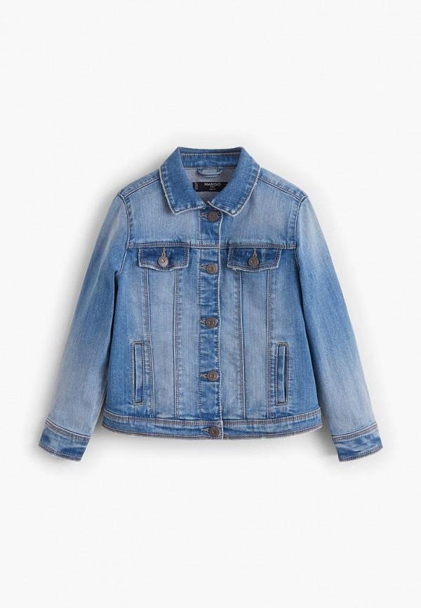 Куртка джинсовая Mango Kids (43060607)