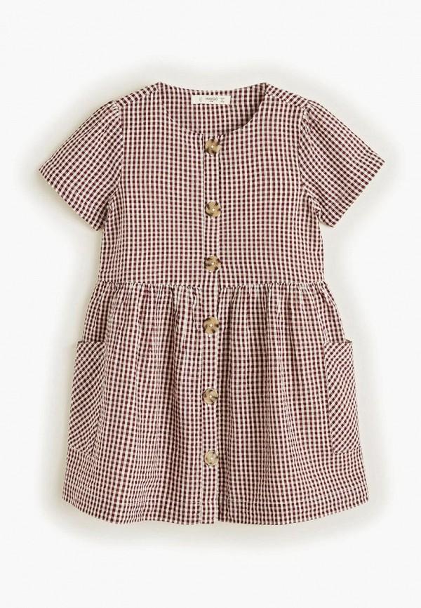 Платье Mango Kids Mango Kids MA018EGELHS5 шорты mango kids mango kids ma018egdkhn2