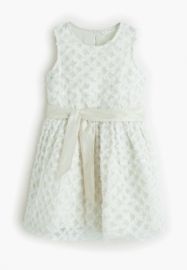 Платье Mango Kids Mango Kids MA018EGEUDF4 недорго, оригинальная цена