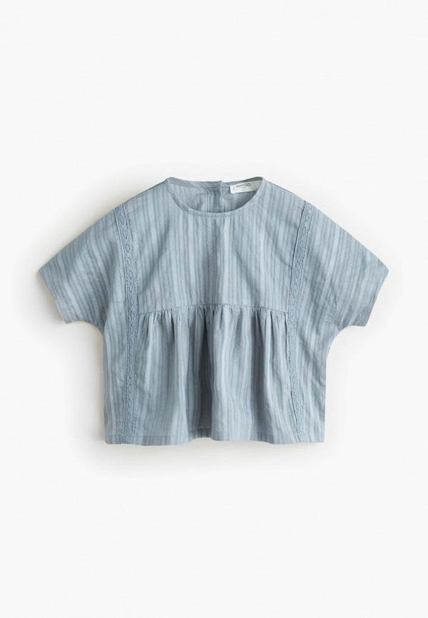 Блуза Mango Kids Mango Kids MA018EGEUEP3 блуза mango kids mango kids ma018egelht4