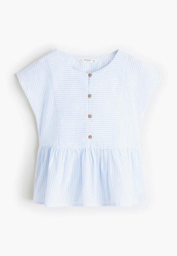 Блуза Mango Kids Mango Kids MA018EGEUNJ5 блуза mango kids mango kids ma018egelht4