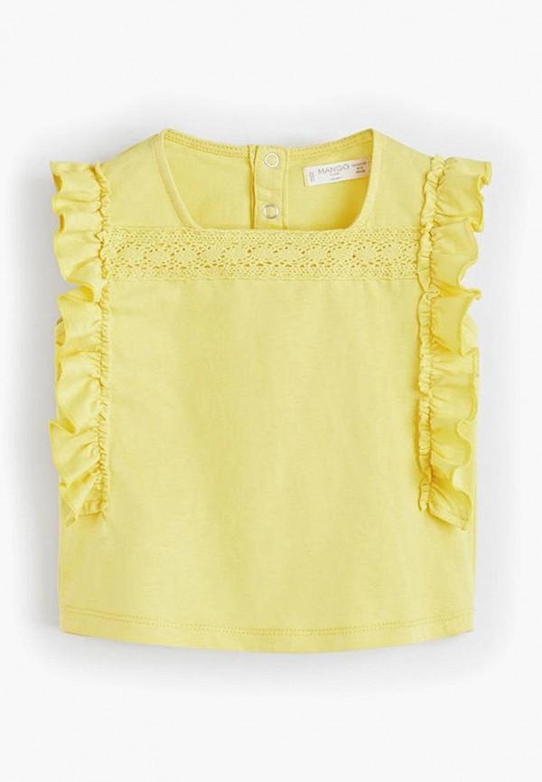 Блуза Mango Kids Mango Kids MA018EGEYQO1 блуза mango kids mango kids ma018egelht4