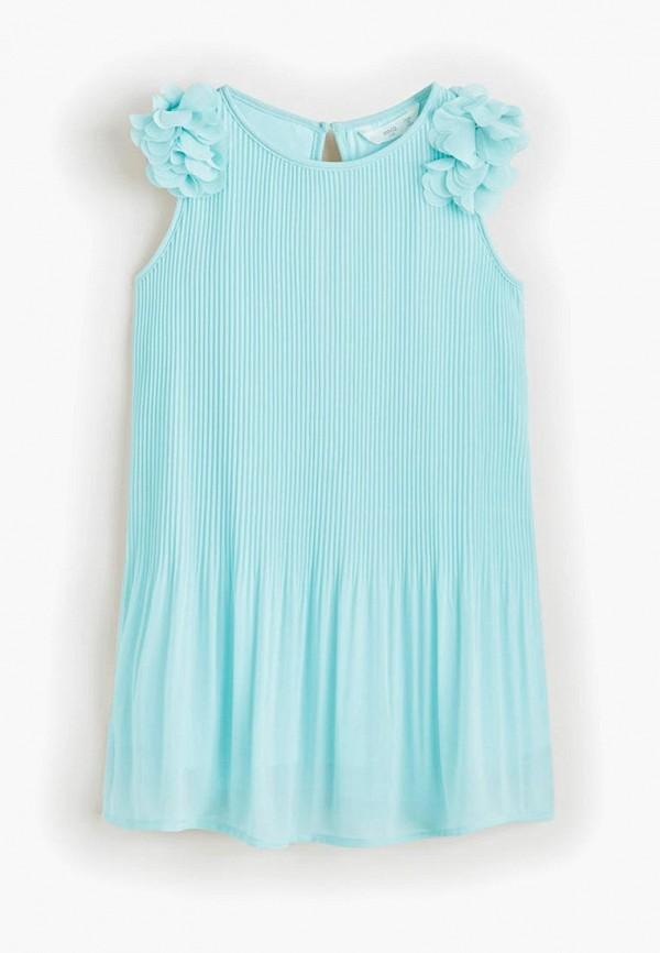 Платье Mango Kids Mango Kids MA018EGFCND9 недорго, оригинальная цена