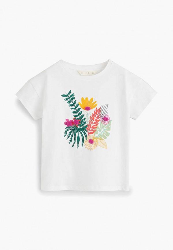 Футболка Mango Kids Mango Kids MA018EGFLVT8 футболка mango kids mango kids ma018egcbuj6