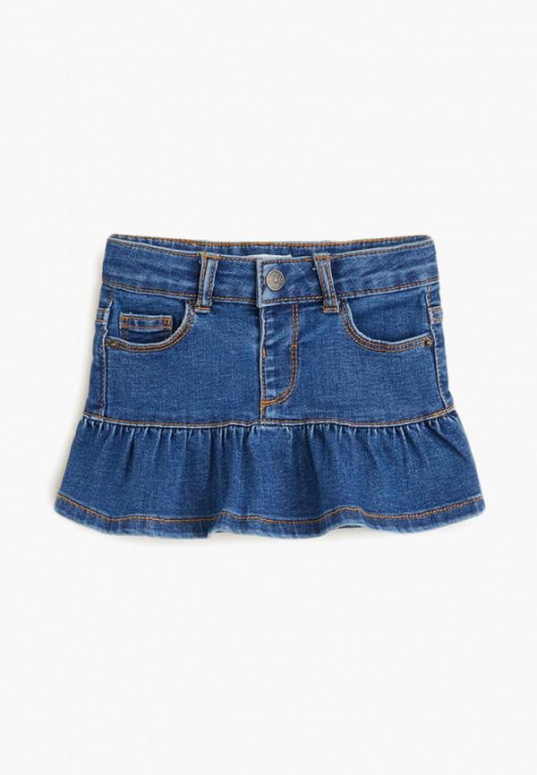 цены на Юбка джинсовая Mango Kids Mango Kids MA018EGGAEH1  в интернет-магазинах
