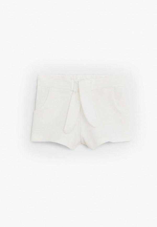шорты mango kids для девочки, белые