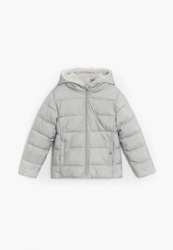 куртка mango kids для девочки