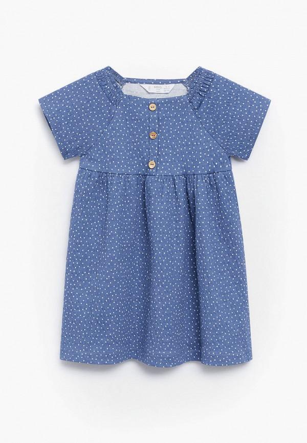 платье mango kids для девочки