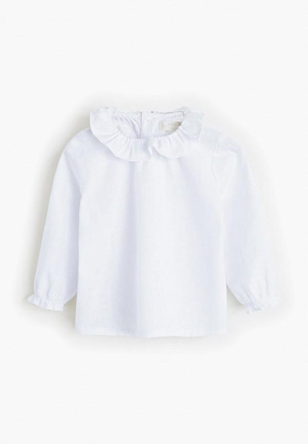 рубашка mango kids малыши, белая