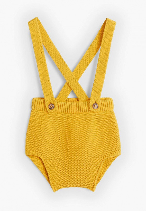 шорты mango kids малыши, желтые