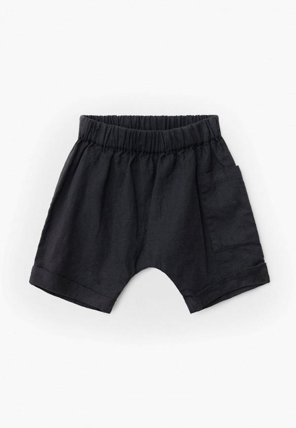 шорты mango kids малыши, черные