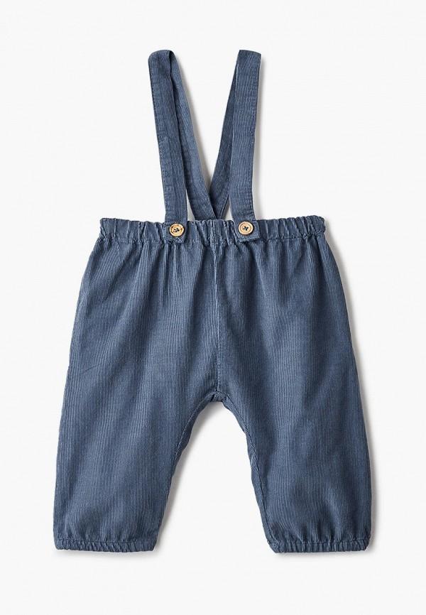 брюки mango kids малыши, голубые