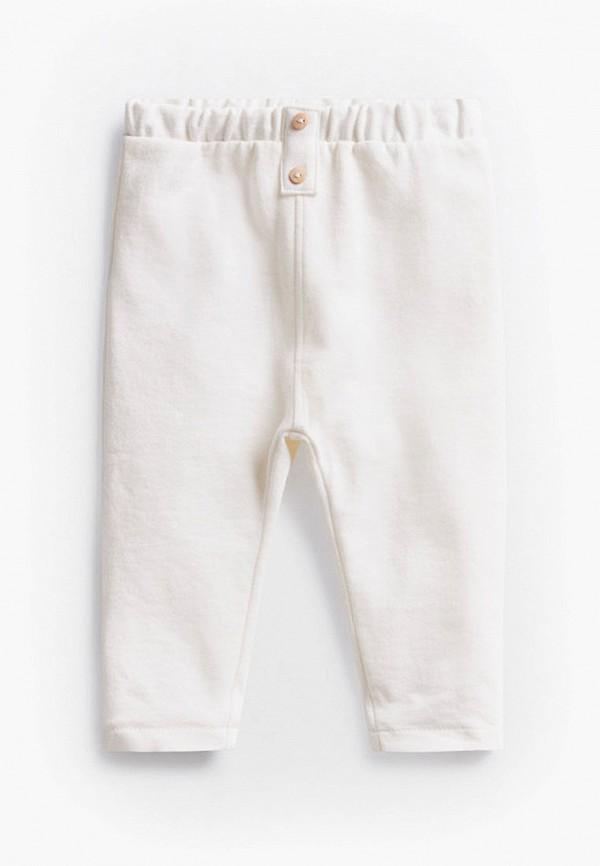 брюки mango kids малыши, белые