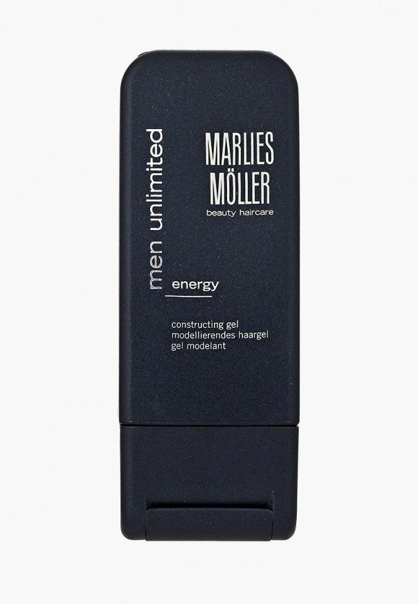 Купить Гель для укладки Marlies Moller, Men Unlimited волос для мужчин 100 мл, ma084lmbuf64, белый, Весна-лето 2019