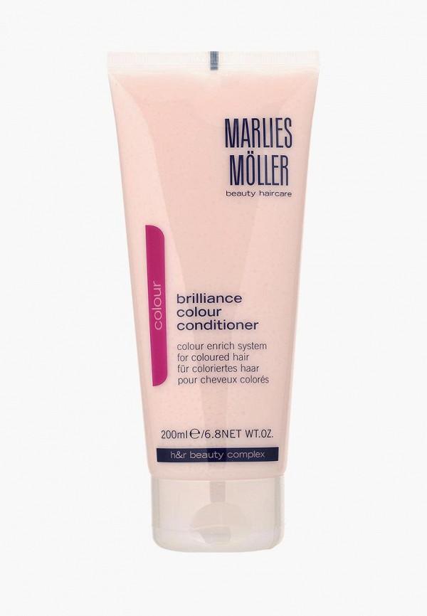 Купить Кондиционер для волос Marlies Moller, для окрашенных Brilliance Colour 200 мл, ma084lwbuf49, белый, Весна-лето 2019