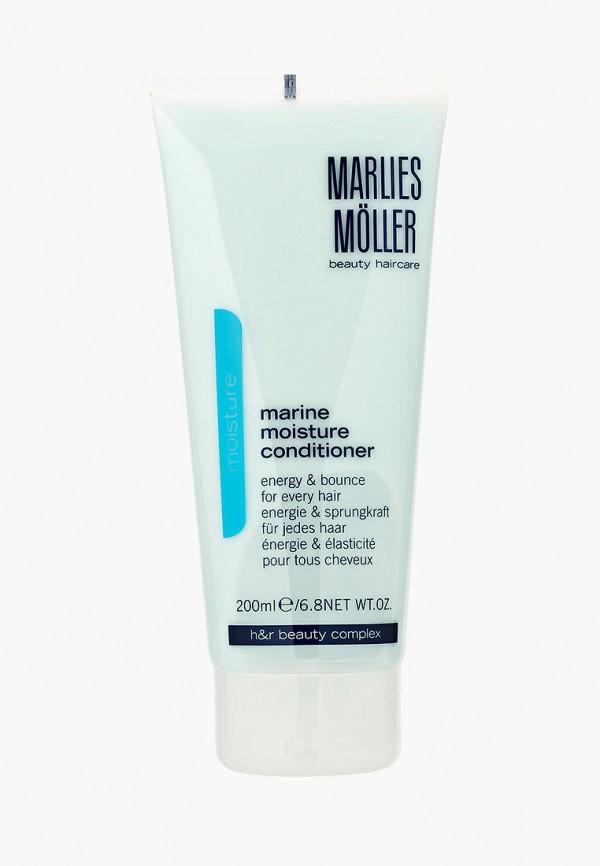 Купить Кондиционер для волос Marlies Moller, увлажняющий 200 мл, ma084lwbuf67, белый, Весна-лето 2019