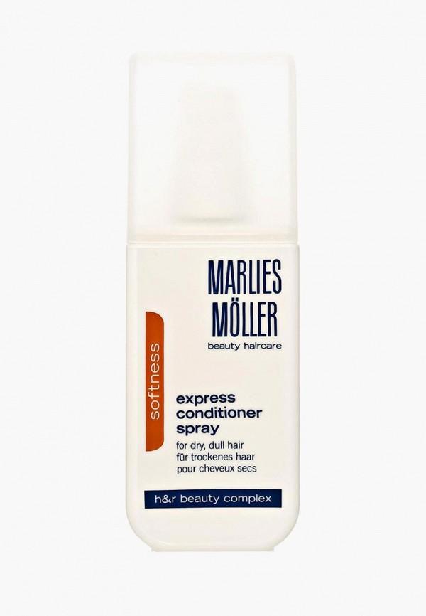 Купить Спрей для волос Marlies Moller, Softness интенсивный 125 мл, ma084lwbuf77, белый, Весна-лето 2019