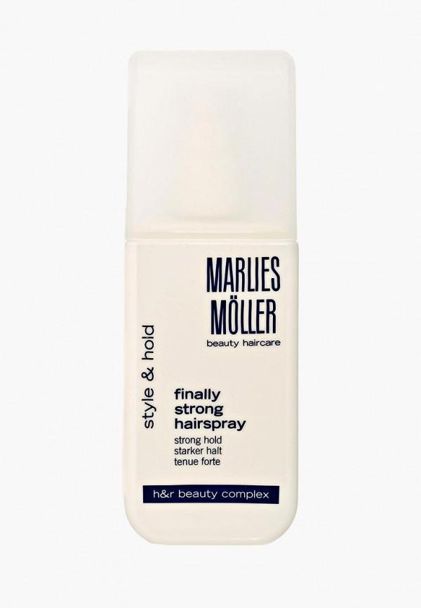 Купить Лак для волос Marlies Moller, StylIng сильной фиксации 125 мл, ma084lwbuf88, белый, Весна-лето 2019
