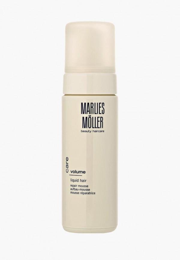 Мусс для укладки Marlies Moller Marlies Moller MA084LWBUF97 гель для укладки 100 мл marlies moller гель для укладки 100 мл