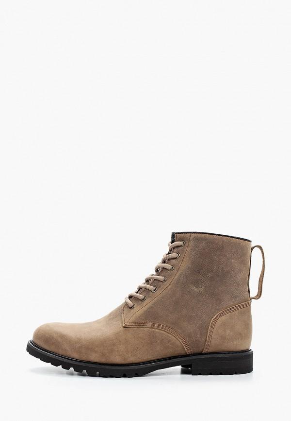 мужские ботинки matt nawill, коричневые