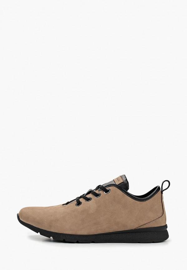 мужские кроссовки matt nawill, коричневые