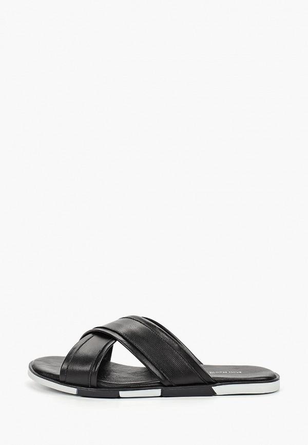 мужские сандалии matt nawill, черные