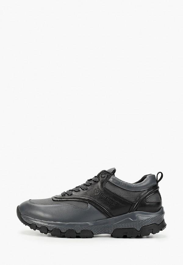 мужские кроссовки matt nawill, серые