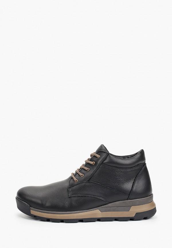 мужские высокие ботинки matt nawill, черные