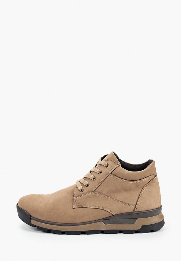 мужские высокие ботинки matt nawill, бежевые