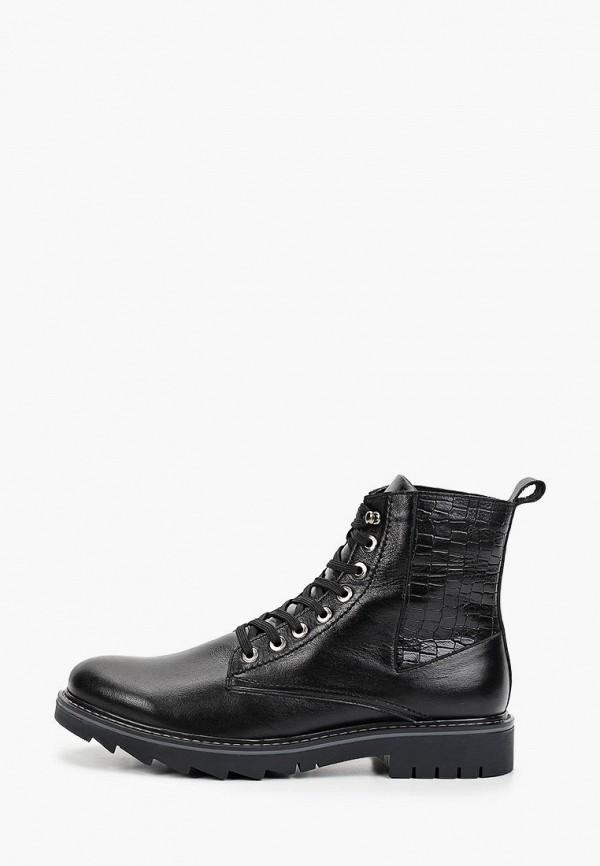мужские ботинки matt nawill, черные