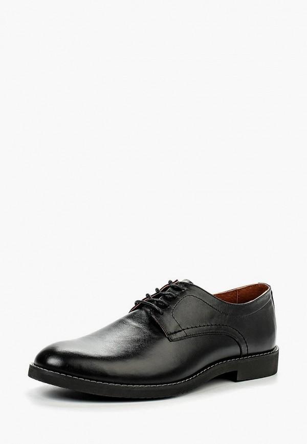 Фото - мужские туфли Matt Nawill черного цвета