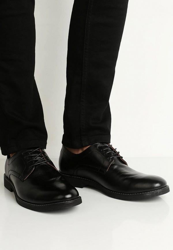 Фото 5 - мужские туфли Matt Nawill черного цвета