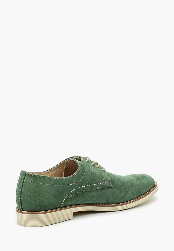 Фото 2 - мужские туфли Matt Nawill зеленого цвета