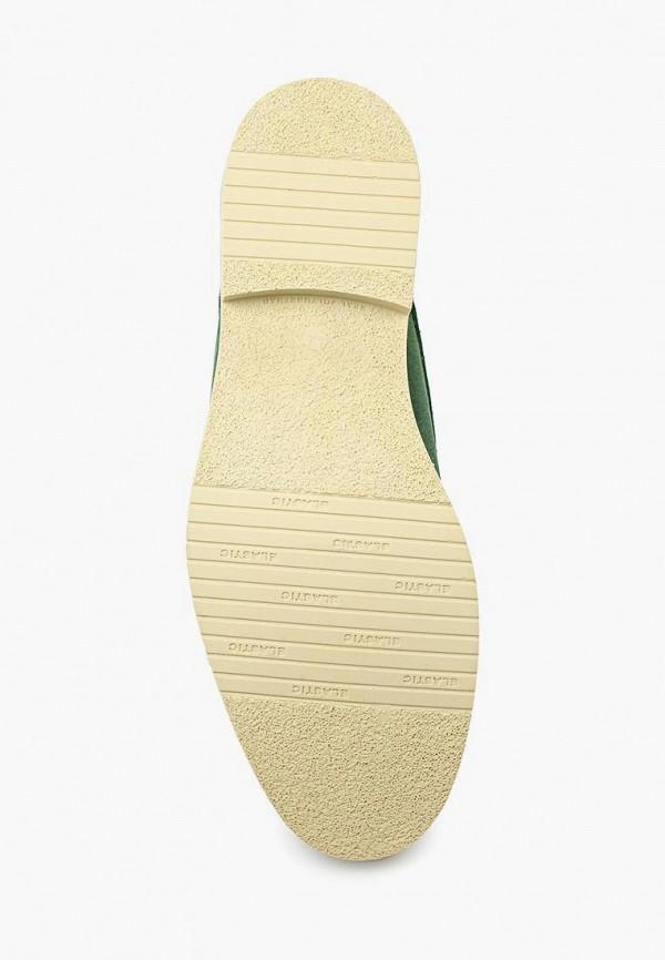 Фото 3 - мужские туфли Matt Nawill зеленого цвета