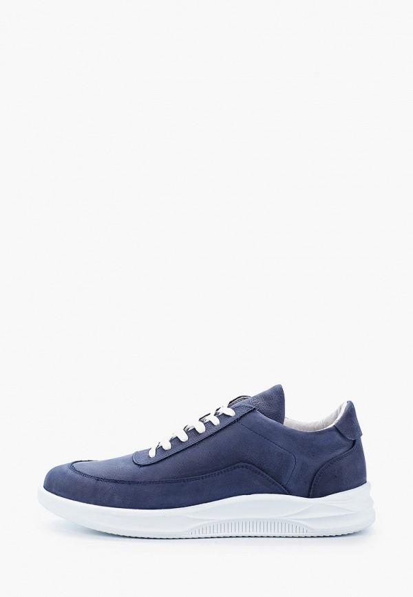 мужские низкие кроссовки matt nawill, синие