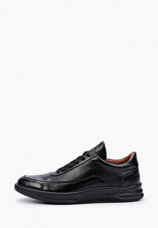 мужские низкие кроссовки matt nawill, черные