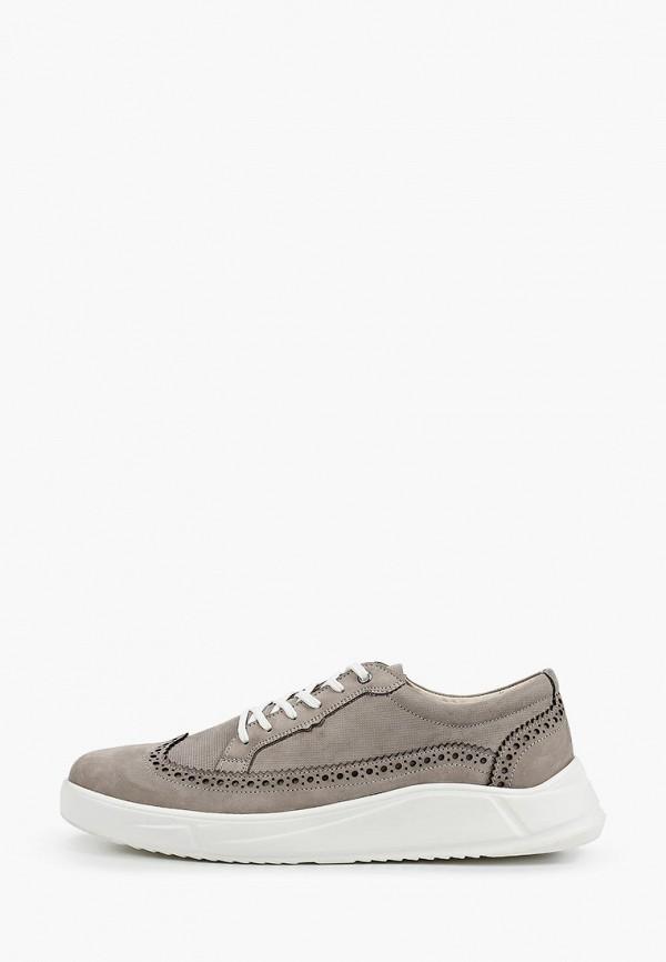 мужские низкие ботинки matt nawill, серые